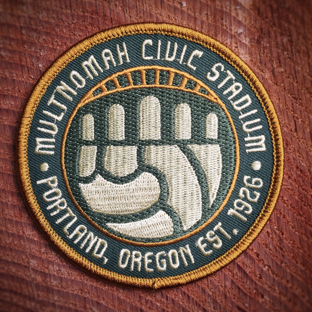 Multnomah Civic Stadium Patch