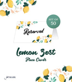 Place Cards Floral (50 Count)