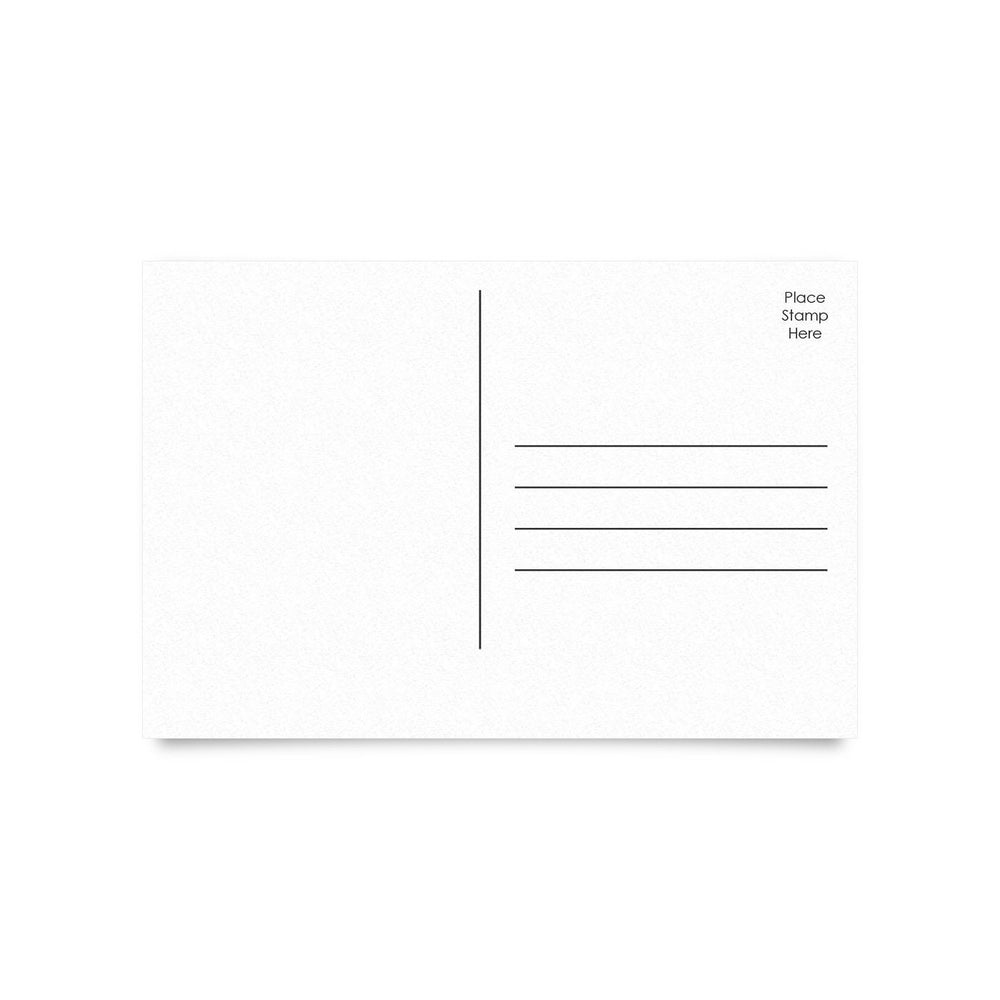 "Design Your Own Postcard 4"" x 6"" (Pack of 50)"