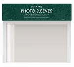 "Photo Sleeves 4"" x 6"" 