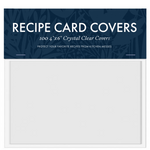 Recipe Card Covers (Pack of 100)