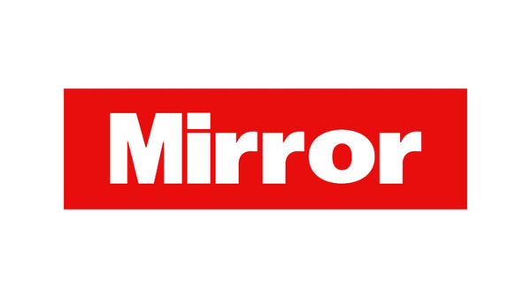 Mirror Logo | Triumph & Disaster Press