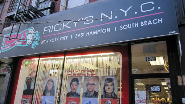 RICKY's NYC DISCOVERS THE WILD SIDE OF THE SOUTH PACIFIC
