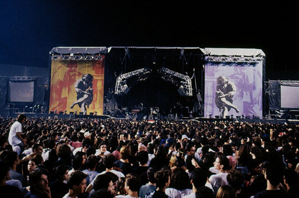 Guns N' Roses Use Your Illusion tour 1992