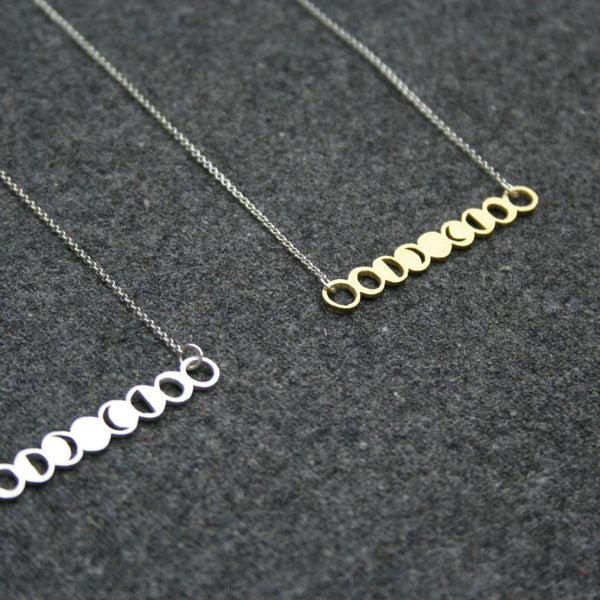 Moon Phases necklace