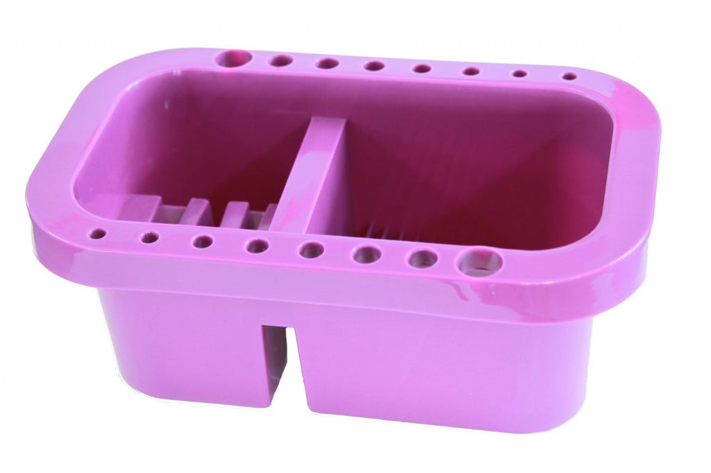 Tag brush tub