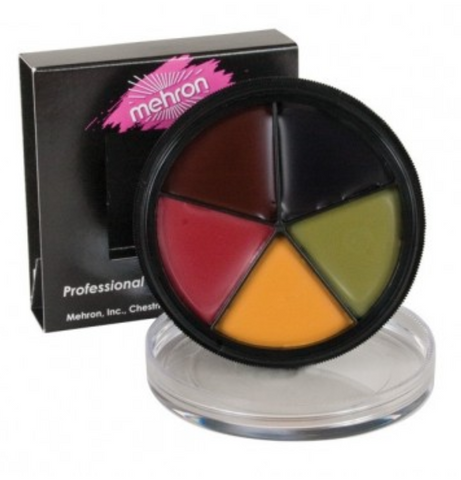Mehron Pro ColoRing Bruise wheel 28gm