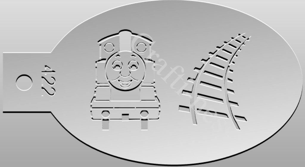 Thomas tank engine stencil