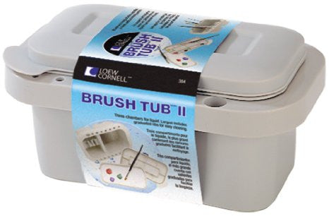 Loew Cornell brush tub