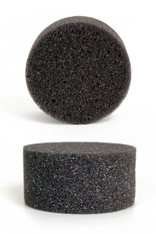 Superstar dark grey sponge