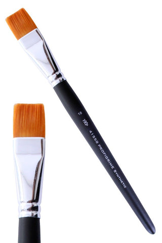 "PXP 3/4"" Flat brush synthetic #18"