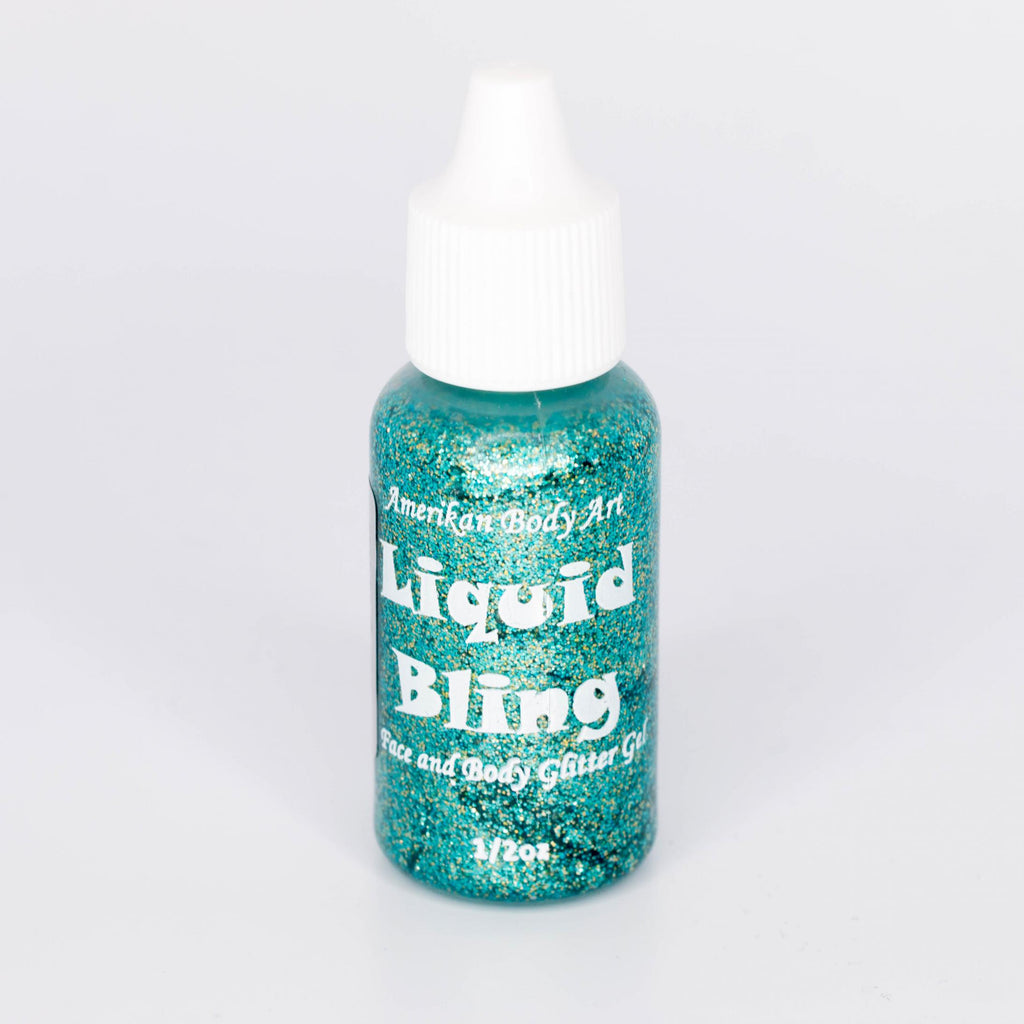 Amerikan body art Liquid bling - Atlantis .5oz