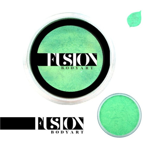 FUSION Pearl Mint green 25gm