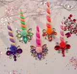 Neets bling - Unicorn horns 6 pk