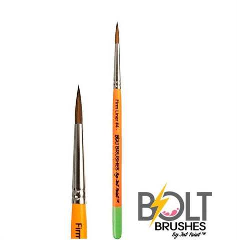 BOLT Firm liner #4 brush