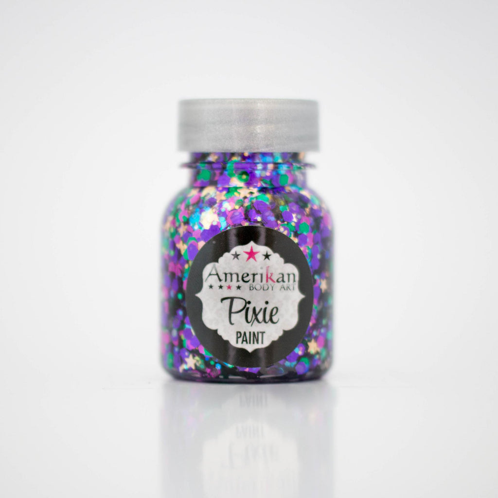 Amerikan body art Pixie paint - Mardi gras 1oz (28gm)