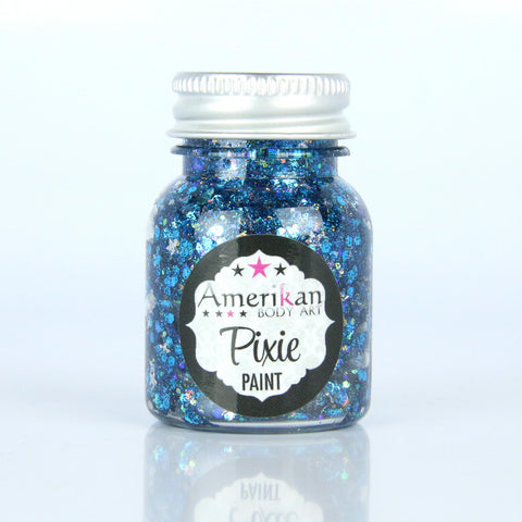 Amerikan body art Pixie paint - Midnight blue 1oz (28gm)