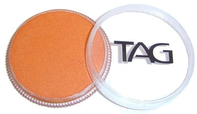Tag pearl orange