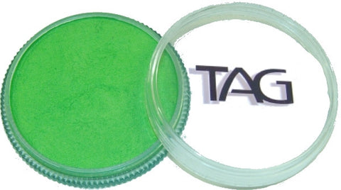 Tag pearl lime face paint
