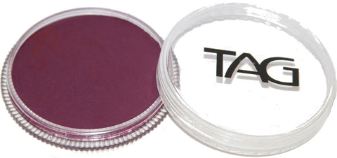 Tag pearl wine face paint