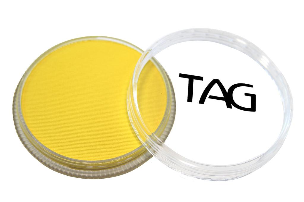 Tag regular Canary yellow 32gm