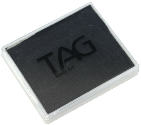 Tag regular Black 50gm rectangular