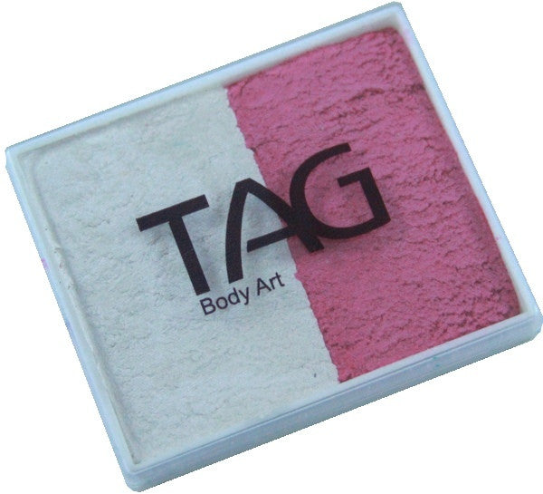 Tag split cake - Pearl rose/Pearl white 50gm