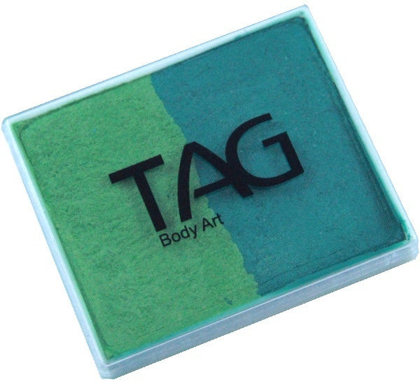 Tag split cake - Pearl green/Pearl lime 50gm