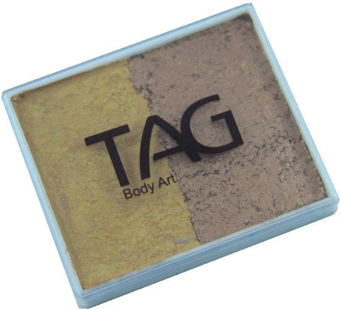 Tag split cake - Pearl gold/Pearl old gold 50gm