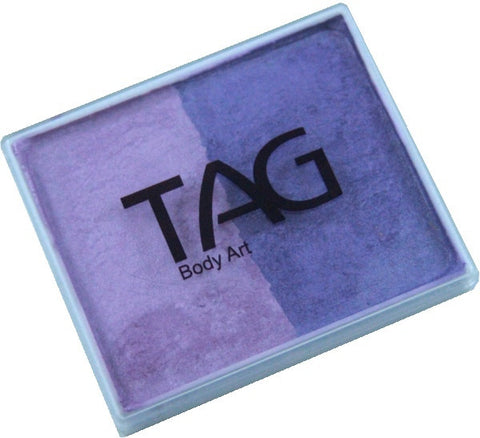 Tag split cake - Pearl purple/Pearl lilac 50gm