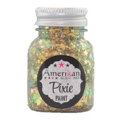 Amerikan body art Pixie paint - Lucky star 1oz (28gm)