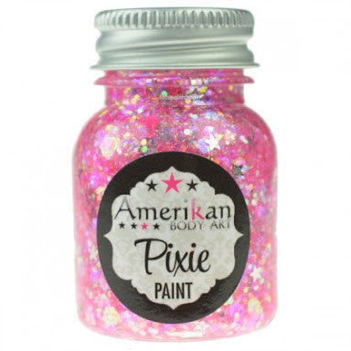 Amerikan body art Pixie paint - Pretty in pink 1oz (28gm)