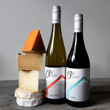 Load image into Gallery viewer, Cheese box: Wine and cheese pairing with 13th Street winery!