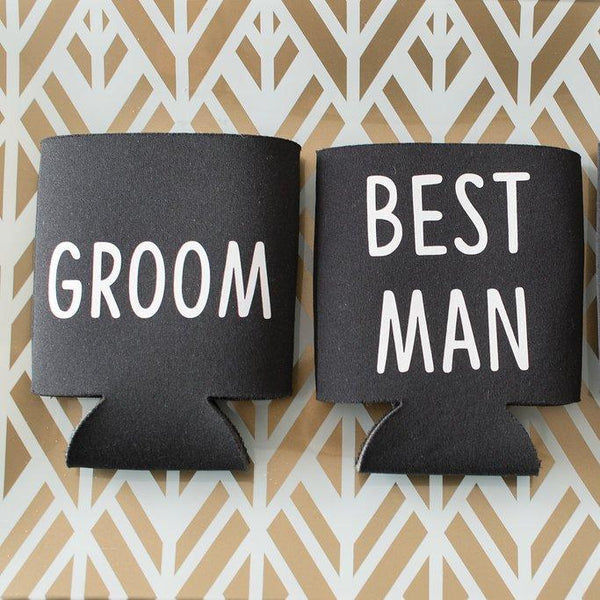 Groomsmen Can Cooler - Bachelor Party Favor
