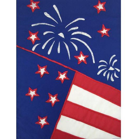 4th of July - Garden Flag - FlagsOnline.com by CRW Flags Inc.