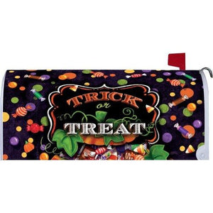 Trick Or Treat Standard Mailbox Cover - FlagsOnline.com by CRW Flags Inc.