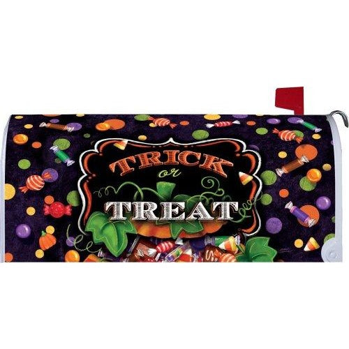Trick Or Treat Standard Mailbox Cover