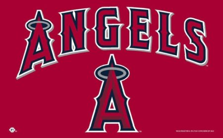 Anaheim Angels 3x5ft Flag