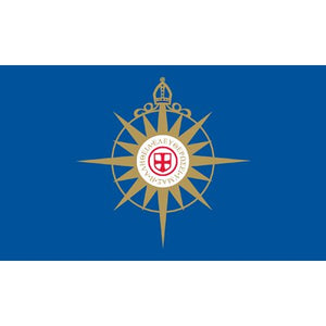 Anglican Church Flag - Nylon