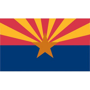 Arizona Flag - Industrial Polyester