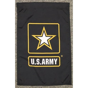 Army Star - Garden Flag