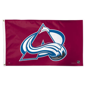 Colorado Avalanche 3x5ft Deluxe Flag