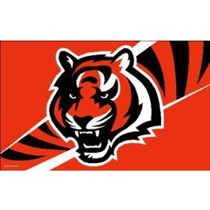 Cincinnati Bengals 3x5ft Flag