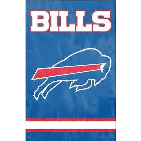 Buffalo Bills House Sewn Flag 2 Sided