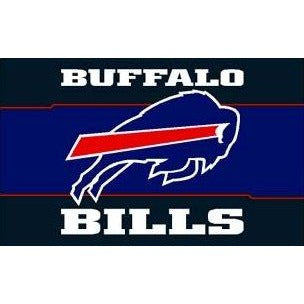 Buffalo Bills 3x5ft Flag