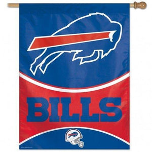 Buffalo Bills House Flag