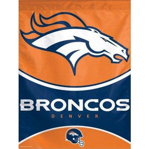 Denver Broncos House Flag