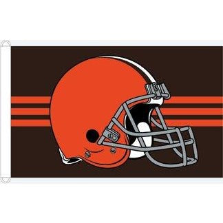 Cleveland Browns 3x5ft Flag