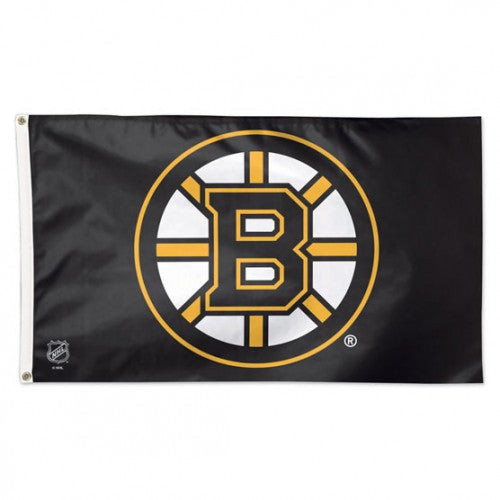 Boston Bruins 3x5ft Deluxe Flag