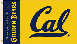 University of California - Berkely 3x5ft Flag